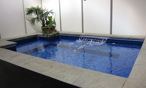 spa creusée inground hot tub piscines CR