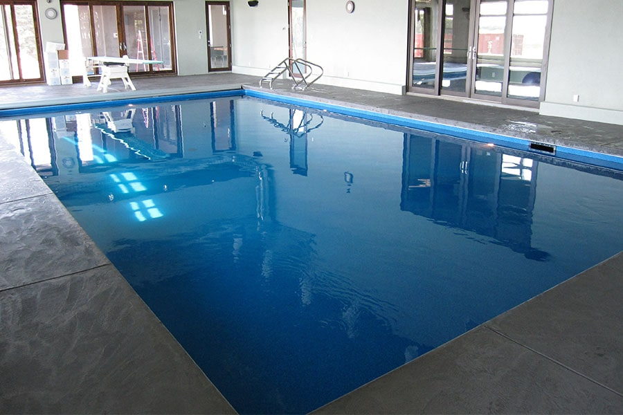 piscine creusée en vinyle vinyl inground pool